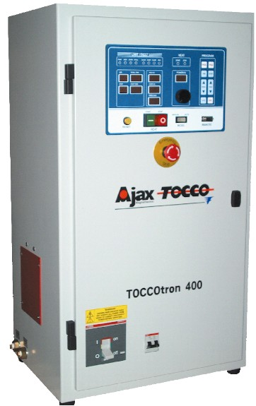 Toccotron 400 Power Supply Details