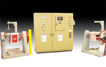 Roll Over Furnaces with Pacer T Power Supply