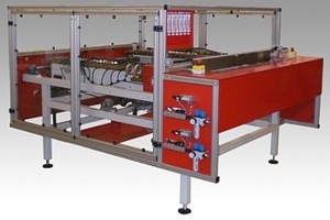 End Annealing Brazing System