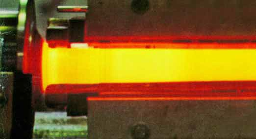 Heat Treating a Shaft