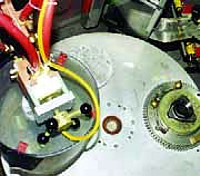 Heat Treating Wheel Hubs