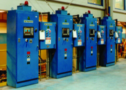 Induction Controls Installation