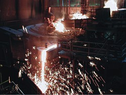 Induction Channel Furnace