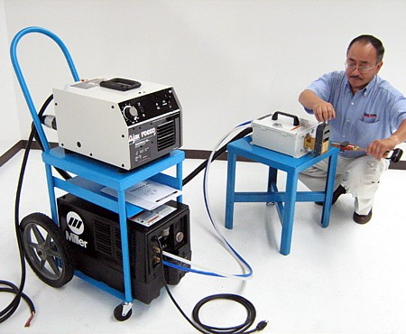 Portable Induction Heating